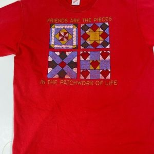 Vintage Jerzees Graphic Tee Size Large